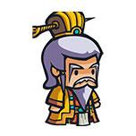 小小军团合战三国武将蔡邕