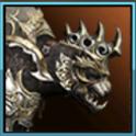 天堂2:血盟坐骑战甲黑熊
