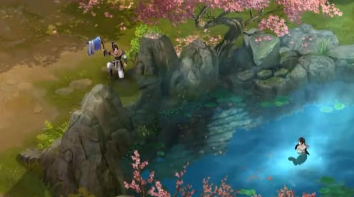 情怀还是好赚钱的 当乐试玩视频:《仙剑奇侠传Online》