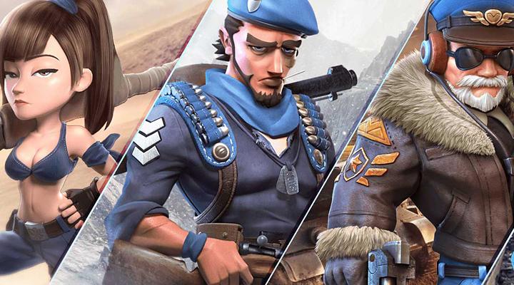 这是一个严重看脸的策略游戏 当乐试玩视频:《战地指挥官》