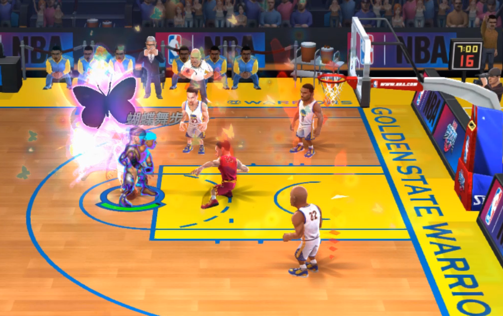 NBA梦之队3_截图