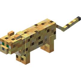 我的世界生物豹猫