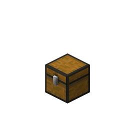 我的世界道具箱子