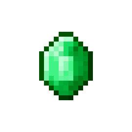 我的世界绿宝石