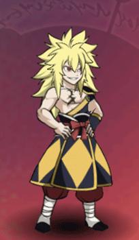 妖精的尾巴-最强公会魔导士桑库洛