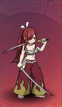 妖精的尾巴-最强公会魔导士决意·艾露莎