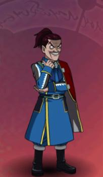 妖精的尾巴-最强公会魔导士约瑟