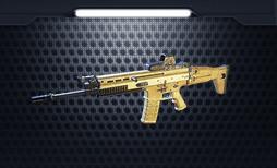 小米枪战枪械SCAR