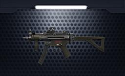 小米枪战枪械MP5-K