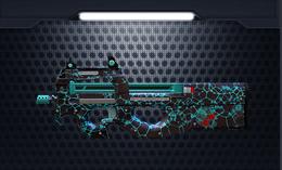 小米枪战枪械P90