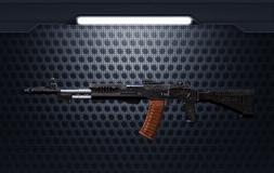 小米枪战枪械AN94