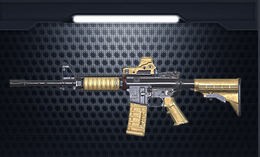小米枪战枪械M4A1-S