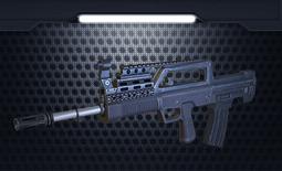 小米枪战枪械QBZ97