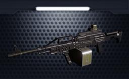小米枪战枪械PKM