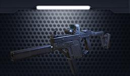 小米枪战枪械Vector