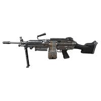 终结者2:审判日武器M249