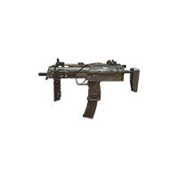终结者2:审判日武器MP7