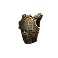 终结者2:审判日防具中级防弹衣