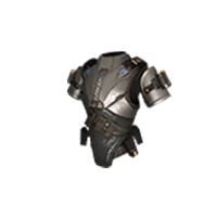 终结者2:审判日防具高级防弹衣