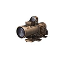 终结者2:审判日配件2倍瞄准镜
