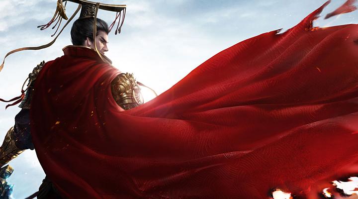 无限野战,一套足矣 当乐试玩亚虎国际:《汉王纷争》