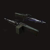 荒野行动枪械MK60