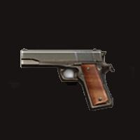 荒野行动枪械P9手枪