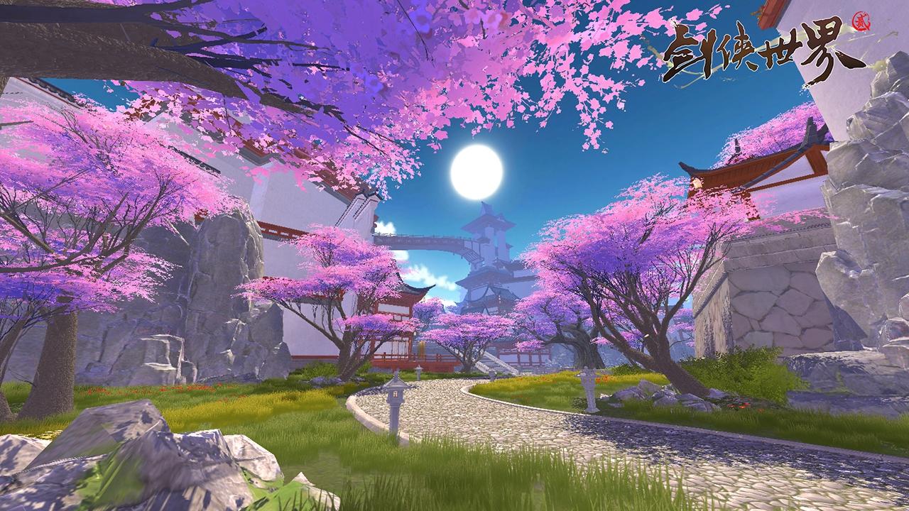剑侠世界2_截图
