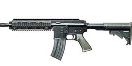 绝地求生:刺激战场武器M416