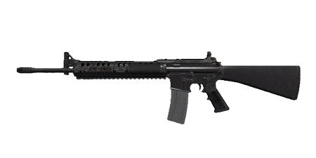 绝地求生:刺激战场武器M16A4
