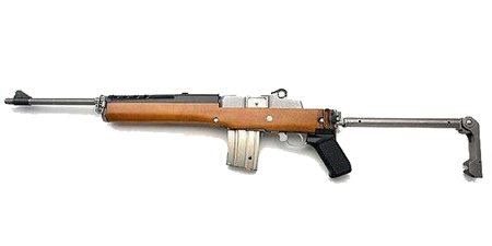 绝地求生:刺激战场武器Mini14