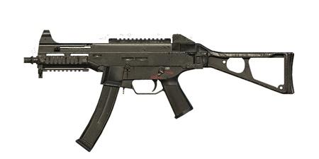 绝地求生:刺激战场武器UMP9