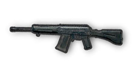 绝地求生:刺激战场武器S12K