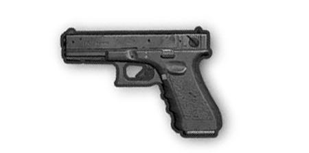 绝地求生:刺激战场武器P18C