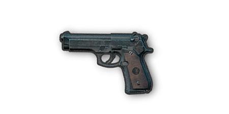 绝地求生:刺激战场武器P92