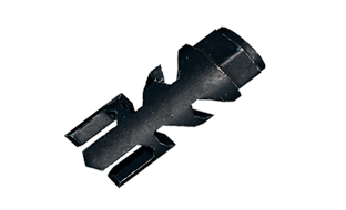 绝地求生:刺激战场配件枪口补偿器(自动步枪,S12K)