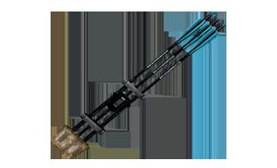 绝地求生:刺激战场配件箭袋(十字弩)