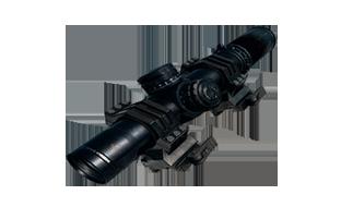 绝地求生:刺激战场配件8倍 瞄准镜