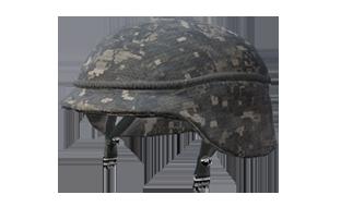绝地求生:刺激战场物资军用头盔 (丛林迷彩) (2级)
