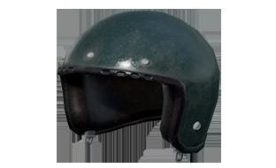 绝地求生:刺激战场物资摩托车头盔(绿色)(1级)
