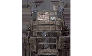 绝地求生:刺激战场物资军用防弹衣(3级)