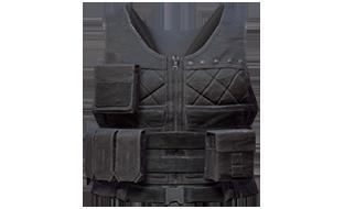 绝地求生:刺激战场物资警用防弹衣(2级)