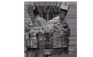 绝地求生:刺激战场物资警用防弹衣(1级)