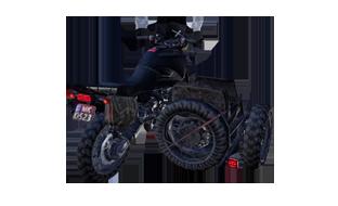 绝地求生:刺激战场载具三轮摩托