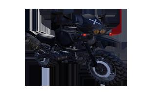 绝地求生:刺激战场载具两轮摩托车
