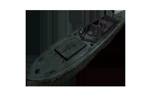绝地求生:刺激战场载具船