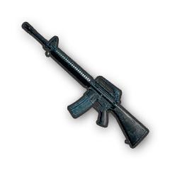 绝地求生 全军出击武器M16A4