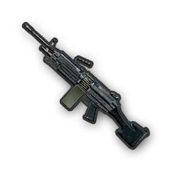 绝地求生 全军出击武器M249