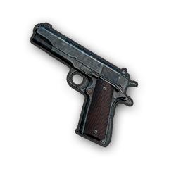 绝地求生 全军出击武器P1911