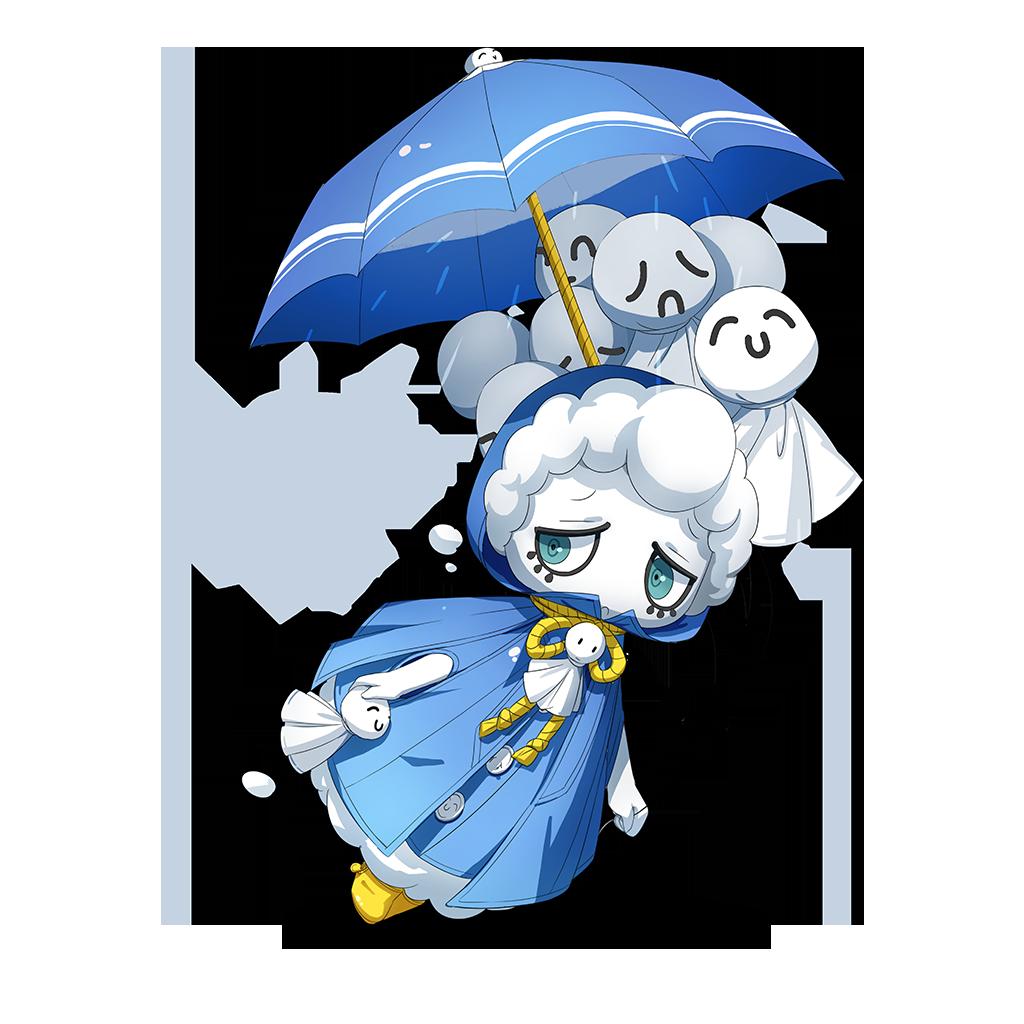 非人学园英雄雨师